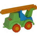 Детская игрушка автомобиль пожарный Ромка арт. 4793. Полесье