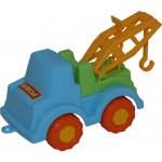 Детская игрушка автомобиль-эвакуатор Ромка арт. 4786. Полесье