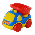 Детская игрушка автомобиль-самосвал Карат арт. 61614. Полесье