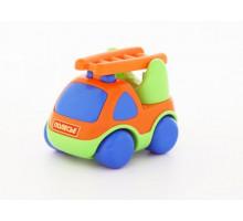 Детская машинка-пожарная спецмашина Карат арт. 61645. Полесье