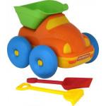 Детская игрушка автомобиль + автомобиль + набор №102 арт. 7322. Полесье