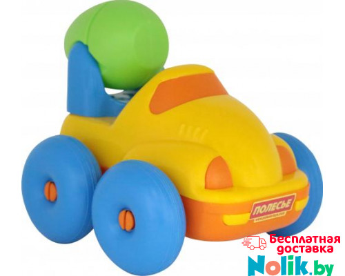 Детская игрушка автомобиль-бетоновоз Блоппер арт. 3799. Полесье в Минске