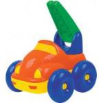 Детская игрушка автомобиль-пожарная спецмашина Блоппер арт. 3812. Полесье