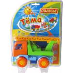 Детская игрушка автомобиль-пожарная спецмашина (в блистере №2) Тёма арт. 4908. Полесье