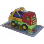 Детская игрушка автомобиль-коммунальная спецмашина (в блистере №1) Тёма арт. 4861. Полесье
