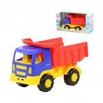 Детская игрушка автомобиль-самосвал (в коробке) Тёма арт. 68347. Полесье
