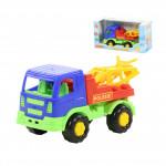 Детская игрушка автомобиль-эвакуатор (в коробке) Тёма арт. 68361. Полесье