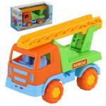 Детская игрушка автомобиль-пожарная спецмашина (в коробке) Тёма арт. 68378. Полесье