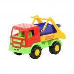 Детская игрушка автомобиль-коммунальная спецмашина (в коробке) Тёма арт. 68385. Полесье