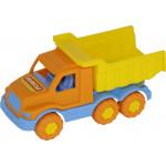 Детская игрушка автомобиль-самосвал Максик арт. 35141. Полесье