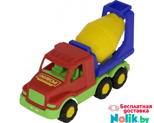 Детская игрушка автомобиль-бетоновоз Максик арт. 35158. Полесье в Минске