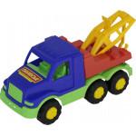 Детская игрушка автомобиль-эвакуатор Максик арт. 35165. Полесье