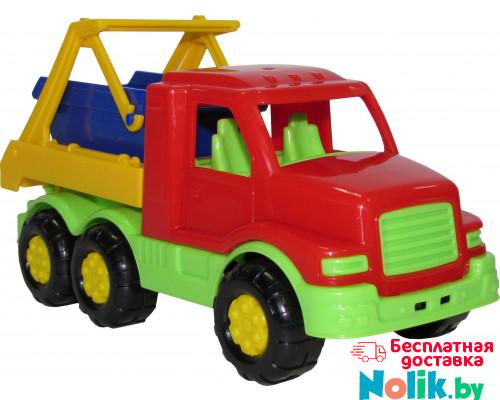 Детская игрушка автомобиль-коммунальная спецмашина Максик арт. 35189. Полесье в Минске