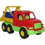 Детская игрушка автомобиль-коммунальная спецмашина Максик арт. 35189. Полесье