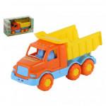 Детская игрушка автомобиль-самосвал (в коробке) Максик арт. 68293. Полесье