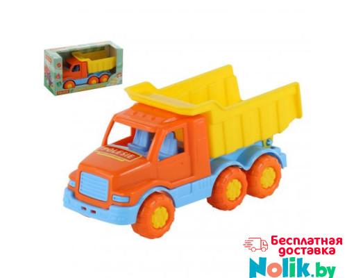 Детская игрушка автомобиль-самосвал (в коробке) Максик арт. 68293. Полесье в Минске