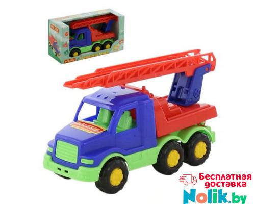 Детская игрушка автомобиль-пожарная спецмашина (в коробке) Максик арт. 68323. Полесье в Минске