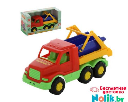 Детская игрушка автомобиль-коммунальная спецмашина (в коробке) Максик арт. 68330. Полесье в Минске