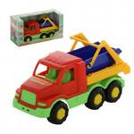 Детская игрушка автомобиль-коммунальная спецмашина (в коробке) Максик арт. 68330. Полесье