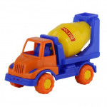 Детская игрушка автомобиль-бетоновоз Кнопик арт. 51998. Полесье