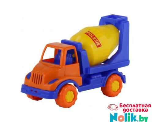 Детская игрушка автомобиль-бетоновоз Кнопик арт. 51998. Полесье в Минске