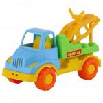 Детская игрушка автомобиль-эвакуатор Кнопик арт. 52001. Полесье