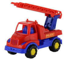 Детский автомобиль-пожарная спецмашина Кнопик арт. 52018. Полесье
