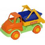 Детская машинка-коммунальная спецмашина Кнопик арт. 52025. Полесье