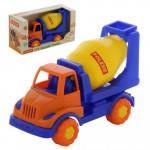 Детская игрушка автомобиль-бетоновоз (в коробке) Кнопик арт. 68255. Полесье