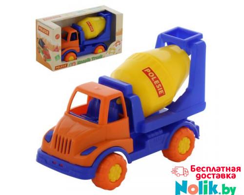 Детская игрушка автомобиль-бетоновоз (в коробке) Кнопик арт. 68255. Полесье в Минске
