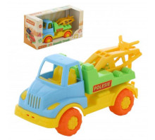 Детский автомобиль-эвакуатор (в коробке) Кнопик арт. 68262. Полесье