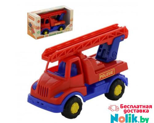 Детская игрушка автомобиль-пожарная спецмашина (в коробке) Кнопик арт. 68279. Полесье в Минске