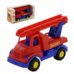 Детская игрушка автомобиль-пожарная спецмашина (в коробке) Кнопик арт. 68279. Полесье