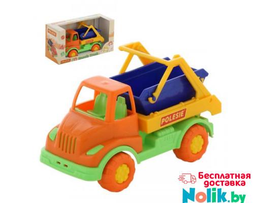 Детская игрушка автомобиль-коммунальная спецмашина (в коробке) Кнопик арт. 68286. Полесье в Минске