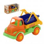 Детская игрушка автомобиль-коммунальная спецмашина (в коробке) Кнопик арт. 68286. Полесье