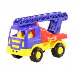 Детская игрушка автомобиль-пожарная спецмашина Салют арт. 8977. Полесье