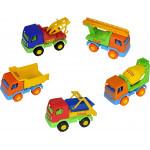 Детский автомобиль Салют арт. 9370. Полесье