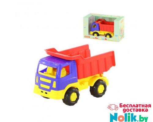 Детская игрушка автомобиль-самосвал (в коробке) Салют арт. 68095. Полесье в Минске