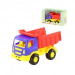 Детская игрушка автомобиль-самосвал (в коробке) Салют арт. 68095. Полесье