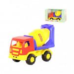 Детская игрушка автомобиль-бетоновоз (в коробке) Салют арт. 68101. Полесье