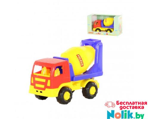 Детская игрушка автомобиль-бетоновоз (в коробке) Салют арт. 68101. Полесье в Минске