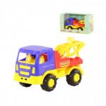 Машинка Полесье эвакуатор (в коробке) Салют арт. 68118