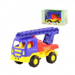Детская игрушка автомобиль-пожарная спецмашина (в коробке) Салют арт. 68125. Полесье