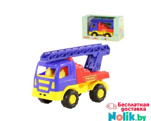 Детская игрушка автомобиль-пожарная спецмашина (в коробке) Салют арт. 68125. Полесье в Минске