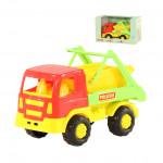 Детская игрушка автомобиль-коммунальная спецмашина (в коробке) Салют арт. 68132. Полесье