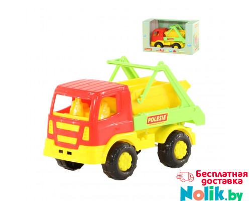Детская игрушка автомобиль-коммунальная спецмашина (в коробке) Салют арт. 68132. Полесье в Минске