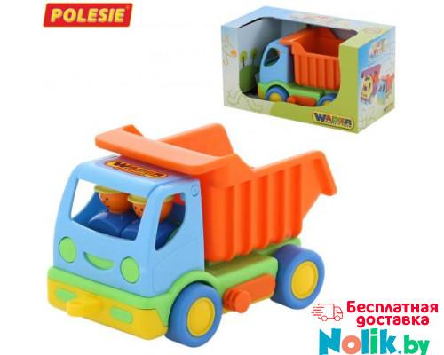 Детская игрушка автомобиль-самосвал Мой первый грузовик (в коробке) арт. 40169. Полесье в Минске