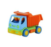 Детский автомобиль-самосвал Мой первый грузовик (в сеточке) арт. 3294. Полесье