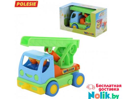 Детская игрушка автомобиль пожарный Мой первый грузовик (в коробке) арт. 40152. Полесье в Минске