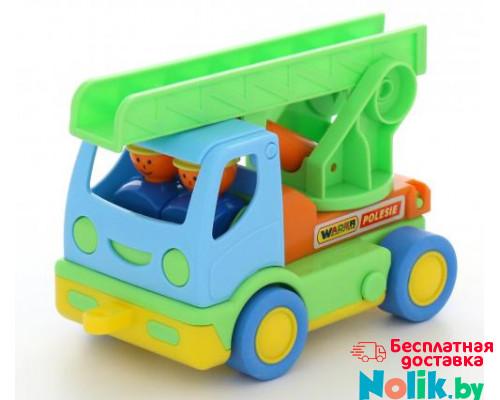 Детская игрушка автомобиль пожарный Мой первый грузовик (в сеточке) арт. 3225. Полесье в Минске